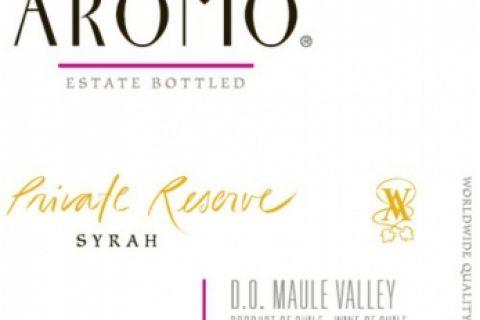 安第斯阳光酒园特选系列西拉干红葡萄酒 AROMO Private Reserve Syrah
